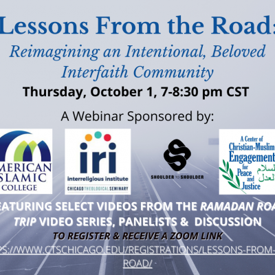 Lessons from the Road: Reimagining an Intentional, Beloved, Interfaith Community