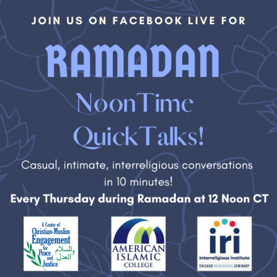 Ramadan QuickTalks!